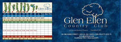 Glen Ellen Golf Course